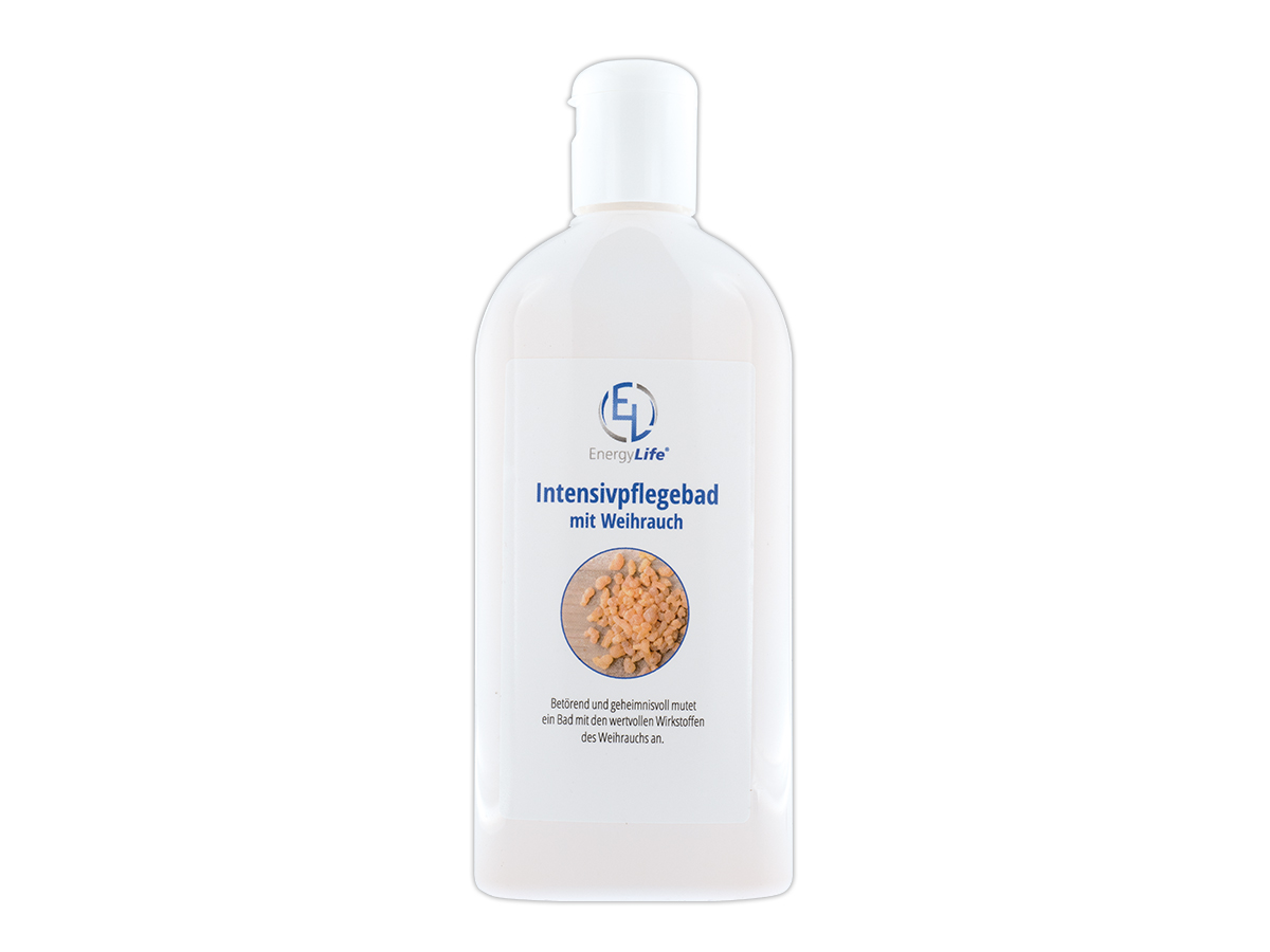 Intensivepflegebad mit Weihrauch, 250 ml