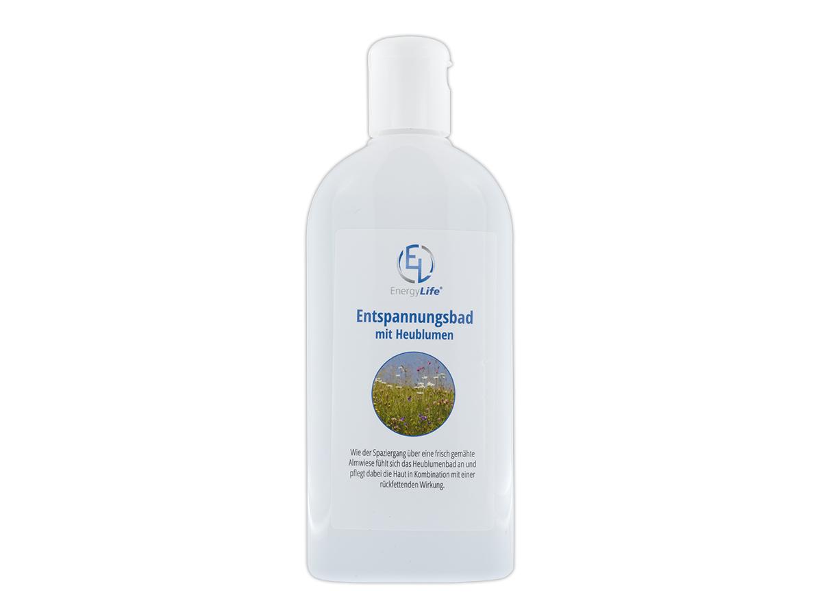Entspannungsbad mit Heublumen, 250 ml