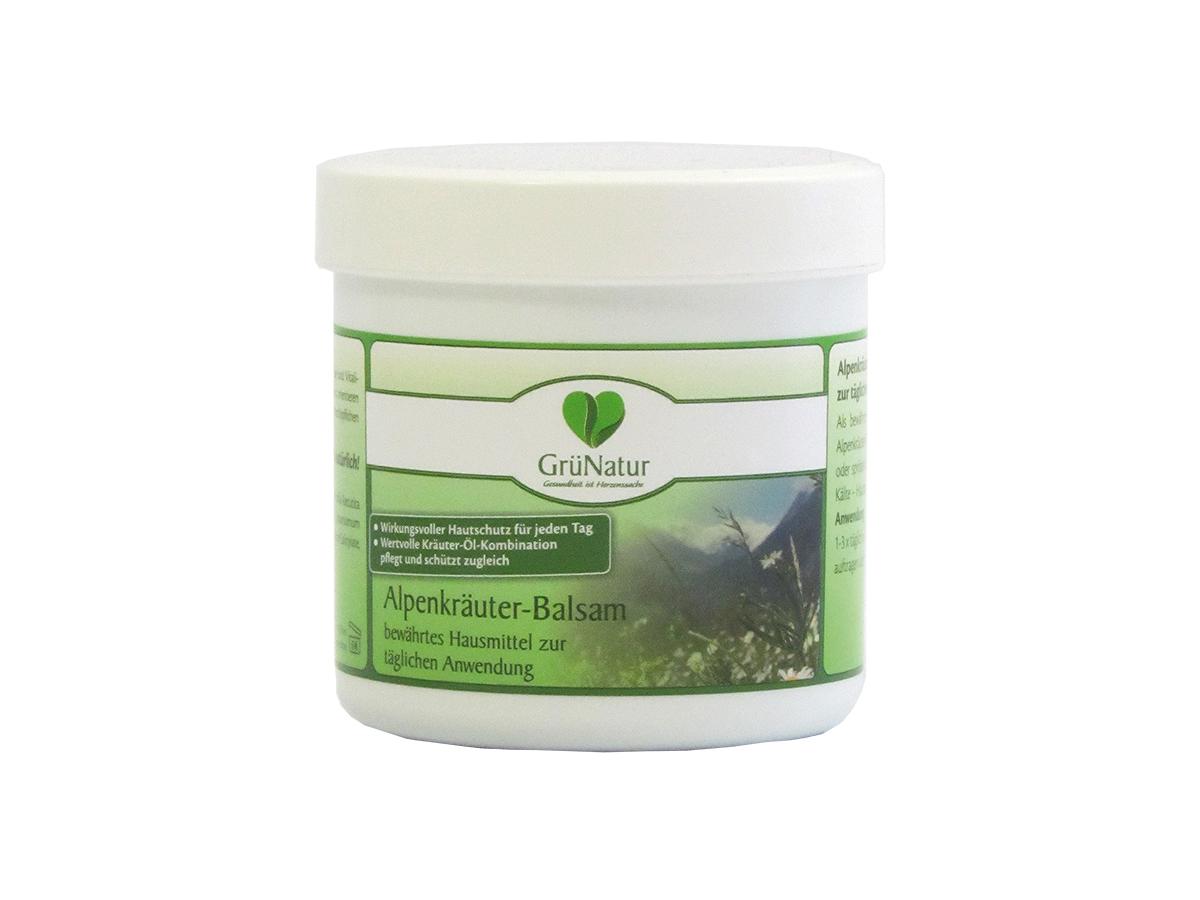 Alpenkräuter-Balsam, 250 ml