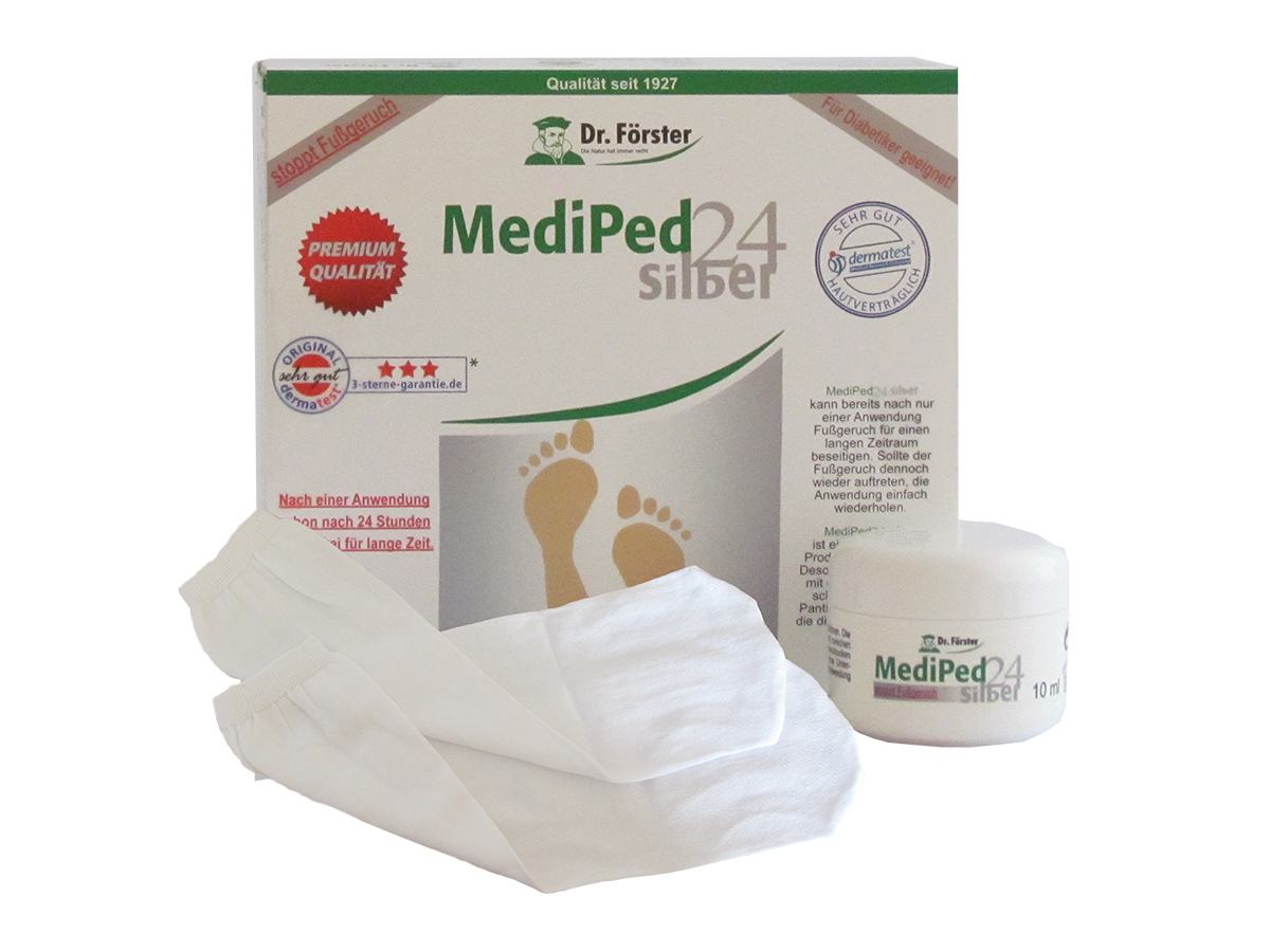 MediPed24 Silber